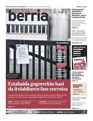 BERRIA / 2020-03-31