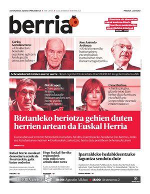 BERRIA / 2020-04-01