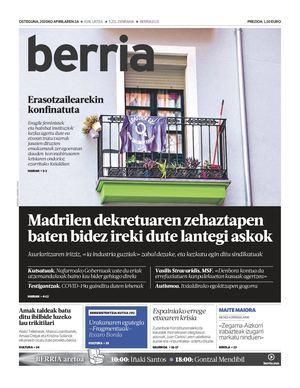 BERRIA / 2020-04-02