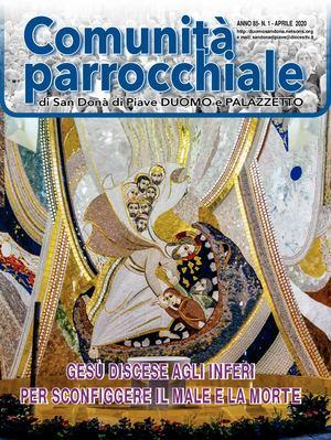 Comunità parrocchiale Pasqua 2020 – Duomo e Palazzetto