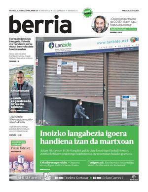 BERRIA / 2020-04-03