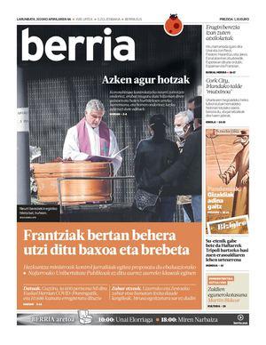 BERRIA / 2020-04-04
