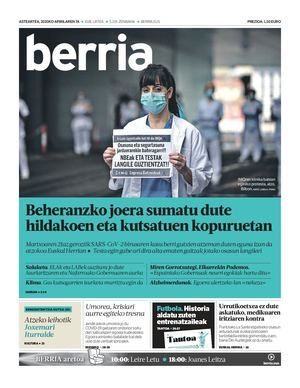 BERRIA / 2020-04-07