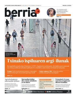 BERRIA / 2020-04-08