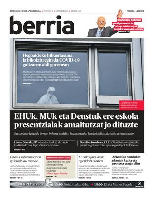 BERRIA / 2020-04-09