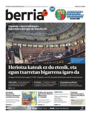 BERRIA / 2020-04-10