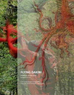 Flying Dakini