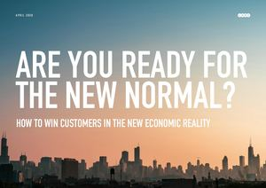 Are you ready for the new normal?