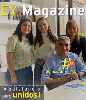 EY Magazine | Abril 2020