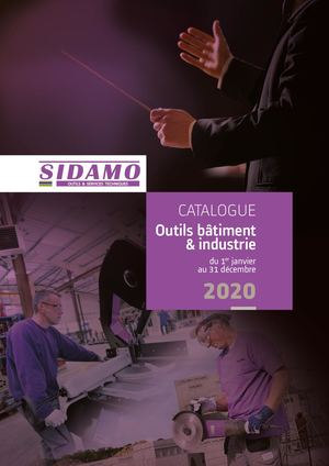 200 mm lipprite gros Feutre satinage type A4 D Sidamo Sidamo 10506006