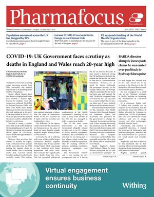 Pharmafocus May 2020