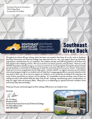 Southeast Kentucky Community & Technical College Update