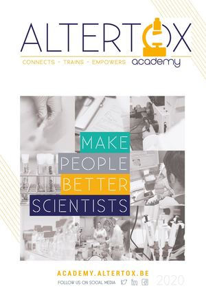 Flyer Altertox Academy 2020