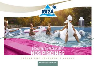 Catalogue piscines IBIZA 2020