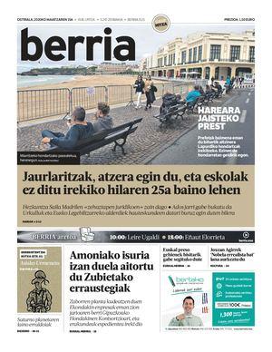 BERRIA / 2020-05-15