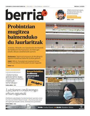 BERRIA / 2020-05-16