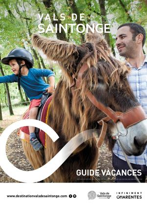 Guide Vacances Vals de Saintonge
