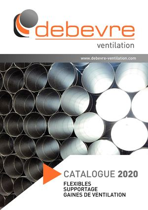 Catalogue Gaines De Ventilation Debevre Edition 2020