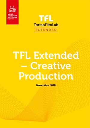 TFL Extended – Creative Production 2018