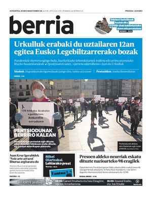 BERRIA / 2020-05-19