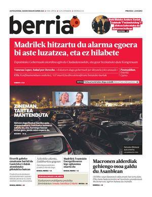 BERRIA / 2020-05-20