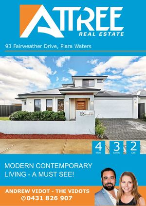 Fairweather Drive 93, Piara Waters Buyer Booklet Abv Corrected Purchasing Steps