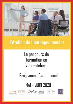 Couveuse interface - Formation Mai Juin En Visio 2020