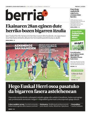 BERRIA / 2020-05-23