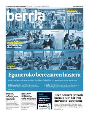 BERRIA / 2020-05-26