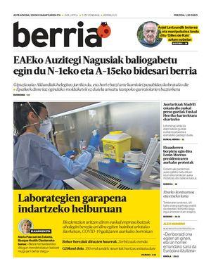 BERRIA / 2020-05-27
