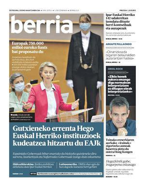 BERRIA / 2020-05-28