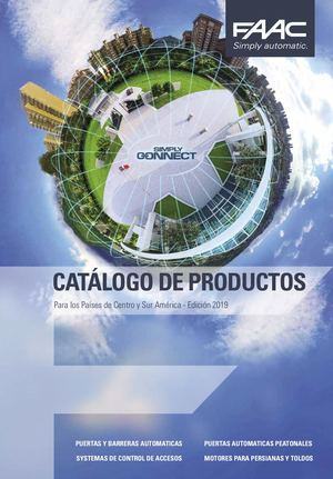 Catalogo De Productos 2019 ES