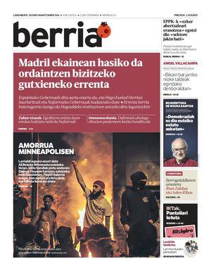 BERRIA / 2020-05-30