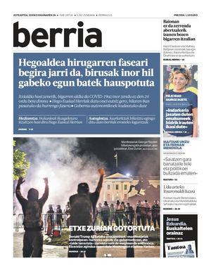 BERRIA / 2020-06-02