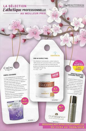 Catalogue promotionnel - Coiffidis
