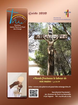 2020 Guide Paroissial Saints Pierre et Paul des Etangs