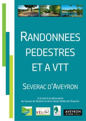 Randonnées Pédestres et à VTT Sévérac d'Aveyron