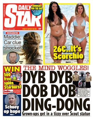 Daily Star June 12, 2020