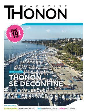 Thonon magazine spécial juin 2020