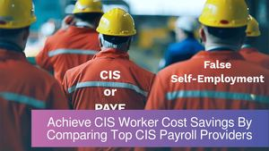 Achieve CIS Worker Cost Savings By Comparing Top CIS Payroll Providers