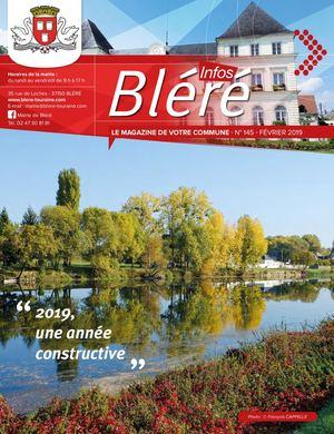 bléré infos 145 - fevrier 2019