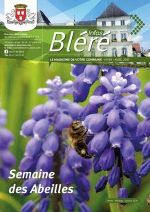 bléré infos 139 - avril 2017