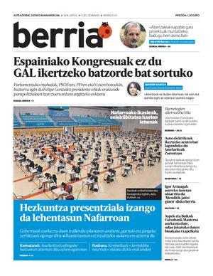 BERRIA / 2020-06-24