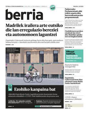 BERRIA / 2020-06-26