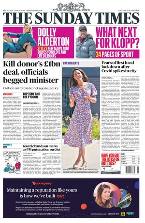 The Sunday Times June 28 2020