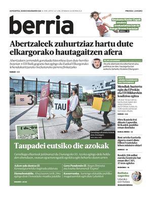 BERRIA / 2020-06-30