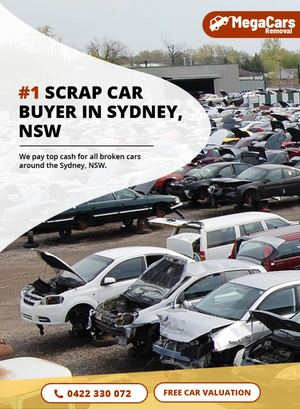 Scrap Car Buyer In Sydney