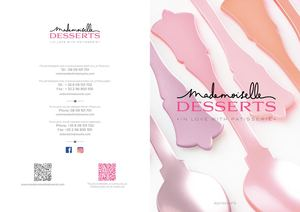 Edition N°3 Catalogue Mademoiselle Desserts