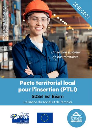 2020 Pacte Territorial Local Insertion Est Bearn