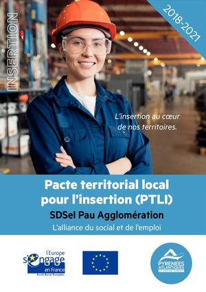 2020 Pacte Territorial Local Insertion Pau Agglo